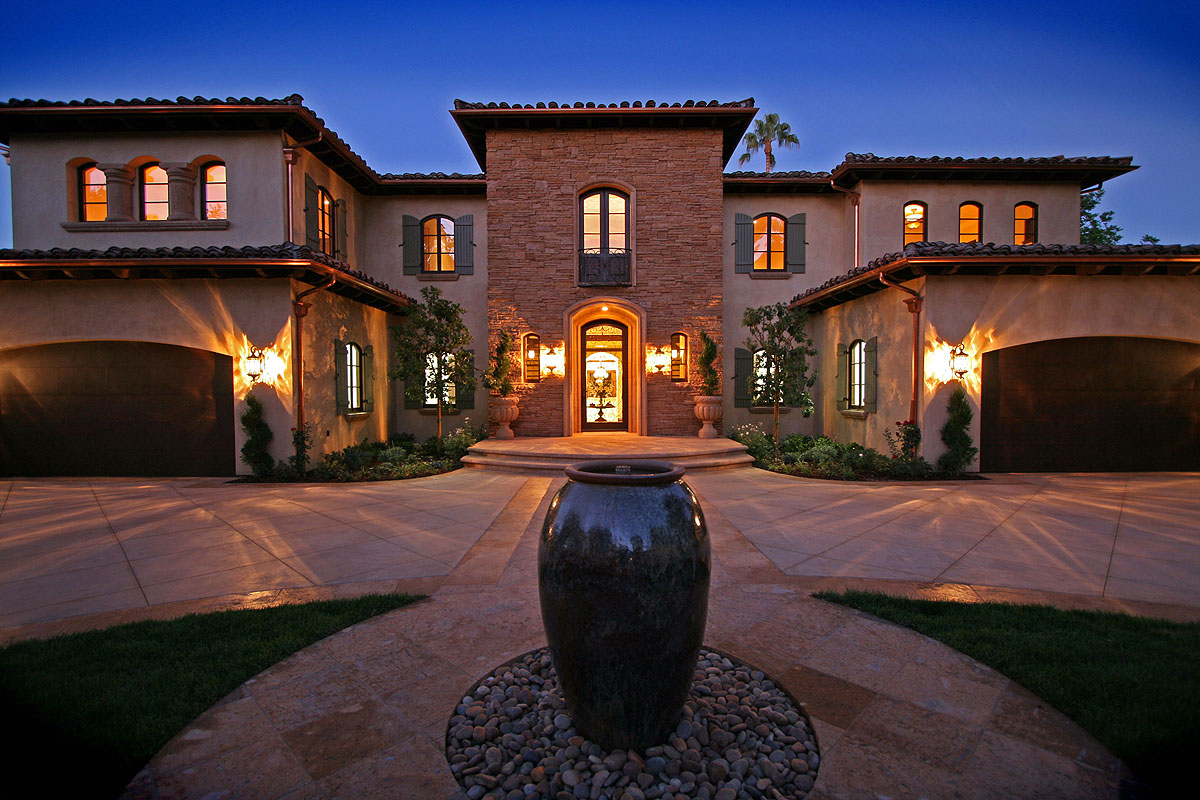 Encino Italian Estate