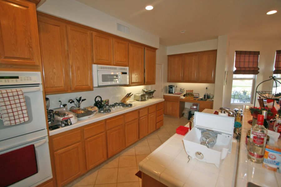 Simi Valley Contemporary Kitchen & Bathroom Remodel