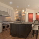 Simi Valley Contemporary Kitchen & Bathroom Remodel